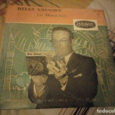 Discos de vinilo: BILLY VAUGHN AND HIS ORCHESTRA – BLUE HAWAII. Lote 224692586