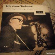 Discos de vinilo: BILLY VAUGHN THE GREATEST , LA PALOMA. Lote 224692977