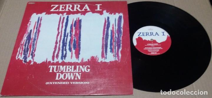 ZERRA I / TUMBLING DOWN / MAXI-SINGLE 12 INCH (Música - Discos de Vinilo - Maxi Singles - Otros estilos)