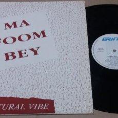 Discos de vinilo: CULTURAL VIBE / MA FOOM BEY / MAXI-SINGLE 12 INCH. Lote 224700188
