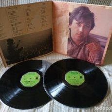 Discos de vinilo: RAIMON - EL RECITAL DE MADRID - DOBLE LP AÑO 1976 PORTADA ABIERTA CON LIBRETO INTERIOR - EX. ESTADO. Lote 224704272