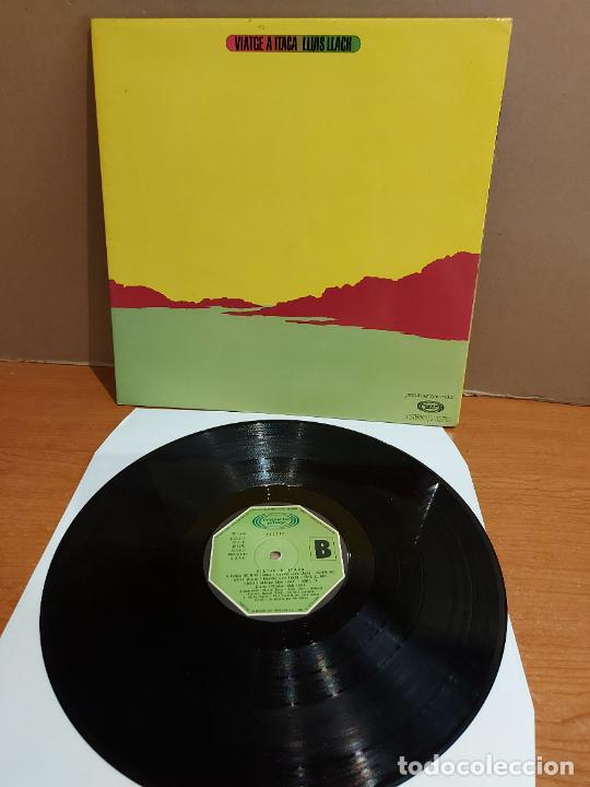 LLUÍS LLACH / VIATGE A ITACA / LP-GATEFOLD - MOVIE PLAY-1975 / MBC. ***/*** (Música - Discos - LP Vinilo - Cantautores Españoles)