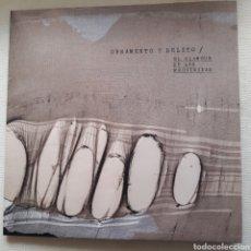 Disques de vinyle: ORNAMENTO Y DELITO – EL GLAMOUR DE LAS PROVINCIAS. Lote 224723465