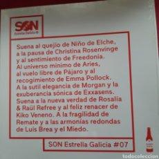 Discos de vinilo: SON ESTRELLA GALICIA. VOL 07. Lote 224729810