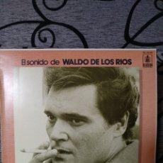 Discos de vinilo: EL SONIDO DE WALDO DE LOS RIOS. Lote 224732627