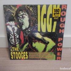 Disques de vinyle: IGGY & THE STOOGES – ROUGH POWER NUEVO 180 GR.. Lote 224752396