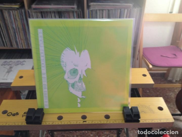 SPIKEY NORMAN - THE GREEN ALBUM DEDICATED TO LIFE (GRUNGE) / LP MADE IN GERMANY 1992. NUEVO SIN USAR (Música - Discos - LP Vinilo - Punk - Hard Core)