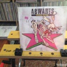 Discos de vinilo: ABWÄRTS - COMIC-KRIEG (PUNK, BLUES ROCK) / LP MADE IN GERMANY 1991. NM-M / VINILO NUEVO SIN USAR. Lote 224757320