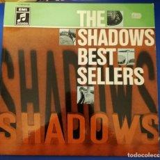 Disques de vinyle: THE SHADOWS BEST SELLERS. Lote 224757801