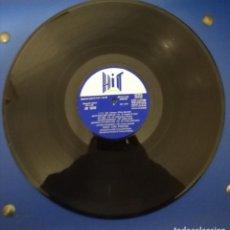 Discos de vinilo: MEET THE VOGUES SIN PORTADA. Lote 224758177