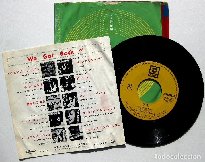 Discos de vinilo: James Gang - Walk Away - Single ABC Records 1971 Japan (Edición Japonesa) BPY - Foto 2 - 224760283