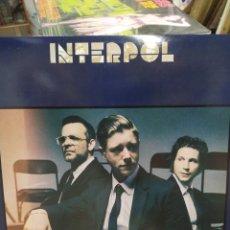 Discos de vinilo: INTERPOL. A DIVER PIONEER. LP VINILO NUEVO. Lote 224768138