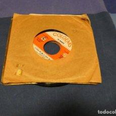 Discos de vinilo: PACC93 SINGLE AMERICANO DE EPOCA TAPIOCO TUNDRA VALLERI SOMEWHERE ESTADO DECENTE. Lote 224817706