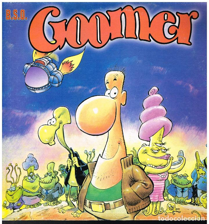 GOOMER B.S.O. - MAXI SINGLE 1999 (Música - Discos de Vinilo - Maxi Singles - Bandas Sonoras y Actores)