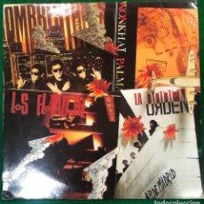 Disques de vinyle: LOS FLOTADORES / LA ORDEN / HOMBRESTONES / WONKAÏ PALMA - LP DE 1990 RF-8810 , BUEN ESTADO. Lote 224823600