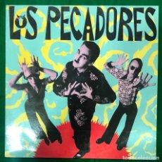 Discos de vinilo: LOS PECADORES - LP DE 1990 RF-8812 , BUEN ESTADO / CONTIENE ENCARTE. Lote 224824293