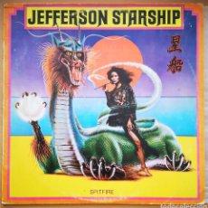Discos de vinilo: JEFFERSON STARSHIP - SPITFIRE. Lote 224836778