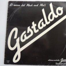 Discos de vinilo: LP VINILO- EL TERROL DEL ROCK AND ROLL ~ EDICIONES GASTALDO. Lote 224843382
