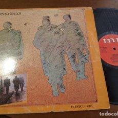 Discos de vinilo: PISTONES – PERSECUCION-LP-ESPAÑA- MR-ME-205820-1983-. Lote 224843520