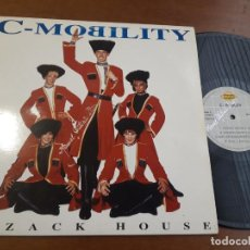 Discos de vinilo: C-MOBILITY - KOZACK HOUSE-MAXI-ESPAÑA-. Lote 224843930
