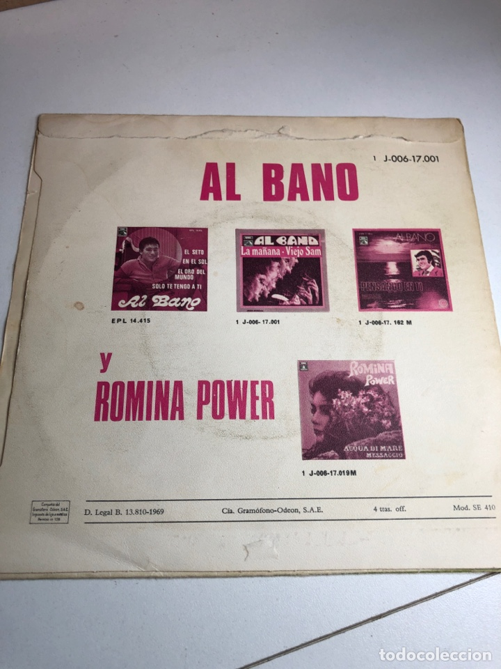 Discos de vinilo: 3 discos de vinilo - Foto 5 - 224845455