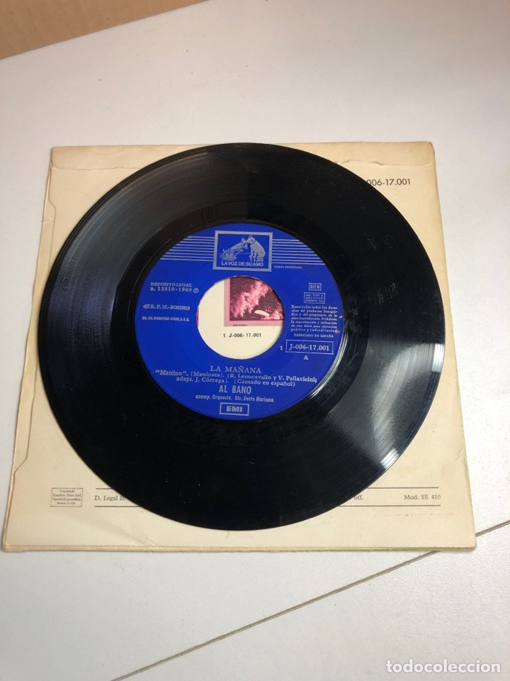 Discos de vinilo: 3 discos de vinilo - Foto 6 - 224845455