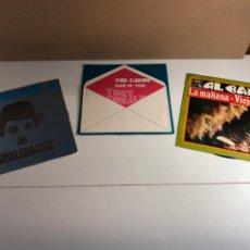 Discos de vinilo: 3 DISCOS DE VINILO. Lote 224845455