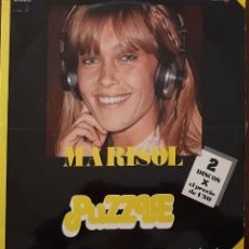 Discos de vinilo: VINILO DOBLE DE MARISOL. Lote 224849450