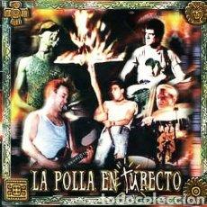 Discos de vinilo: LA POLLA RECORDS -LA POLLA EN TURECTO - DOBLE LP VINILO PRECINTADO - PUNK -. Lote 224853116