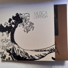 Disques de vinyle: MÚSICA DISPERSA. SISA. INCLUYE PÓSTER. ROCK PROGRESIVO.REEDICIÓN. Lote 224758148