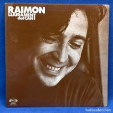 Discos de vinilo: LP - VINILO RAIMON - LLIURAMENT DEL CANT - DOBLE PORTADA - ESPAÑA - AÑO 1977. Lote 224890691