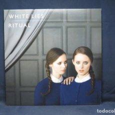 Discos de vinilo: WHITE LIES - RITUAL - LP. Lote 224899565
