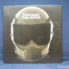 Discos de vinilo: TURBONEGRO - PARTY ANIMALS - LP. Lote 224900067
