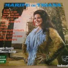 Discos de vinilo: MARIFE DE TRIANA / LP. Lote 224908908
