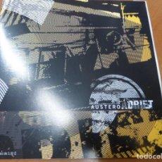 Discos de vinilo: ADRIFT – AUSTERO. SINGLE VINILO. STONER ROCK. Lote 224913395