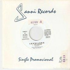 """Discos de vinilo: LEVELLERS 7"""" SPAIN 45 SINGLE VINILO 1993 BELARUSE PROMOCIONAL 1 CARA ROCK ALTERNATIVO BUEN ESTADO !!. Lote 224915166"""