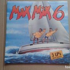 Discos de vinilo: MAX MIX 6 DOBLE LP 1988. Lote 224918131