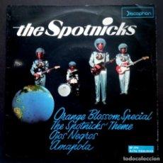 Discos de vinilo: SPOTNICKS - ORANGE BLOSSOM SPECIAL - EP 1963 - DISCOPHON. Lote 224921761