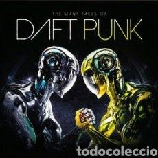 Discos de vinilo: THE MANY FACES OF DAFT PUNK - DOBLE LP VINILO PRECINTADO. Lote 224928732