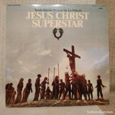 Discos de vinilo: B.S.O. JESUS CHRIST SUPERSTAR - DOBLE LP GATEFOLD SPAIN 1974 MCA COMPLETO CON ENCARTE Y LIBRETO EX. Lote 224938803