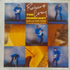 Discos de vinilo: ROBERT CRY. THE FORECAST (CALL FOR PAIN). 4 TRACK MAXI SINGLE. UK. Lote 224948671