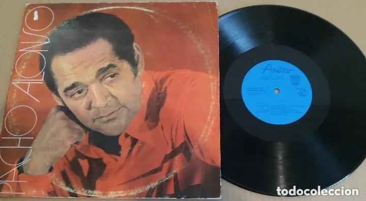 PACHO ALONSO - ORQUESTA EGREM / LP (Música - Discos - LP Vinilo - Grupos y Solistas de latinoamérica)