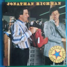 Discos de vinilo: JONATHAN RICHMAN - JONATHAN GOES COUNTRY (LP, ALBUM) (1990/ES). Lote 224957895
