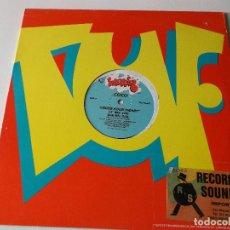 Discos de vinilo: COCO, CROSS YOUR HEART, EDICION AMERICANA 1988. Lote 224975195