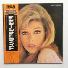 Discos de vinilo: NANCY SINATRA– NANCY SINATRA JAPON,1973 RCA. Lote 224980995