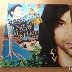 Discos de vinilo: LP DOBLE VINILO PRINCE GRAFFITI BRIDGE WARNER 1990 GERMANY. Lote 224984335