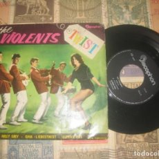 Discos de vinilo: THE VIOLENTS DARLING NELLY GREY (DISCOPHON 1962 ) OG ESPAÑA LEA DESCRIPCION. Lote 225002505