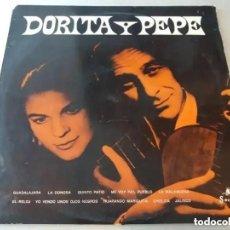 Discos de vinilo: DORITA Y PEPE / LP. Lote 225017192