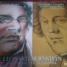 Discos de vinilo: LEONARD BERNSTEIN. Lote 225018890