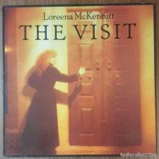 Discos de vinilo: LP LOREENA MCKENNITT THE VISIT. Lote 225022465